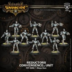Warmachine Convergence of Cyriss Reductors - 10