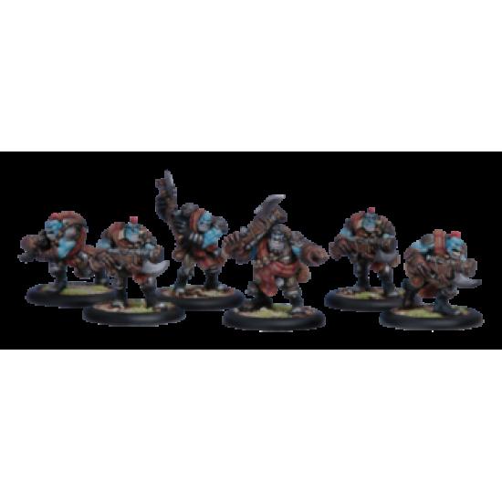 Hordes Trollblood Scattergunners - 6