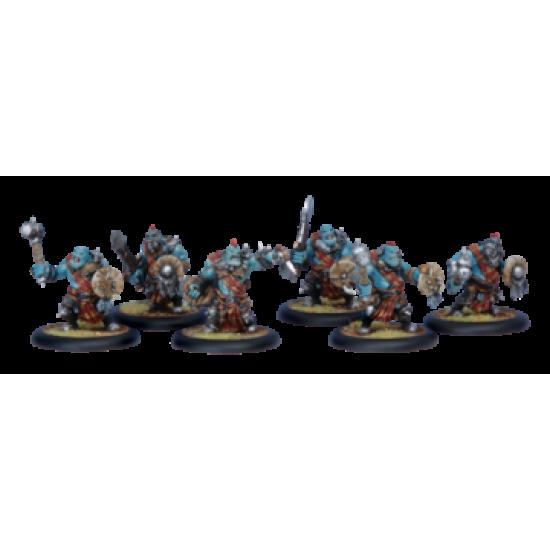 Hordes Trollblood Kreil Warriors - 6