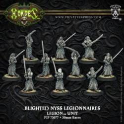 Hordes Legion of Everblight Blighted Nyss Legionnaires - 10