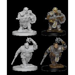 D&D Nolzur's Marvelous Miniatures: Dwarf Fighter