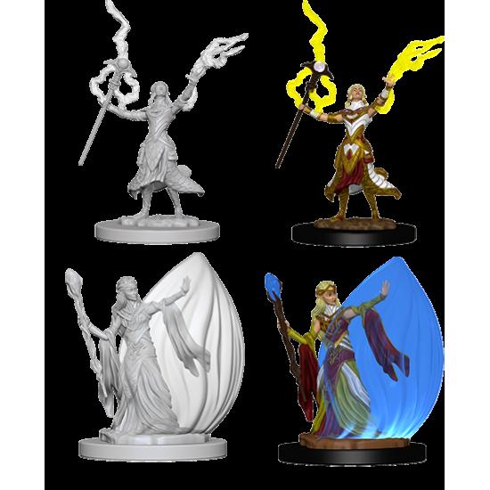 D&D Nolzur's Marvelous Miniatures: Elf Wizard