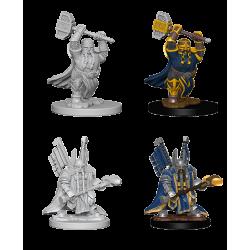 D&D Nolzur's Marvelous Miniatures: Dwarf Paladin
