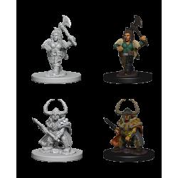 D&D Nolzur's Marvelous Miniatures: Dwarf Barbarian