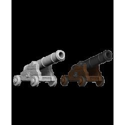 WizKids Deep Cuts: Cannons