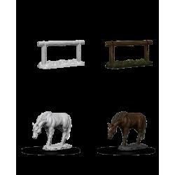 WizKids Deep Cuts: Horse & Hitch