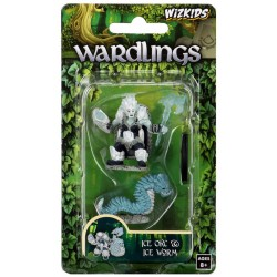 DD5:WARDLINGS:ICE ORC & ICE WORM