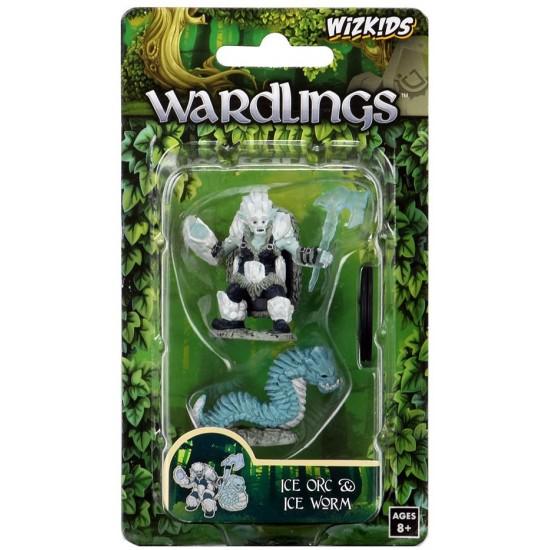 DD5:WARDLINGS:ICE ORC & ICE WORM