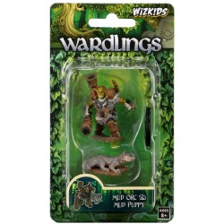 DD5:WARDLINGS:MUD ORC & MUD PUPPY