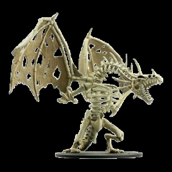 Pathfinder Battles Deep Cuts - Gargantuan Skeletal Dragon