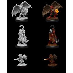 D&D Nolzur's Marvelous Miniatures: Kobold Inventor, Dragonshield & Sorcerer