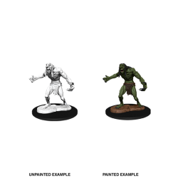 D&D Nolzur's Marvelous Miniatures: Raging Troll