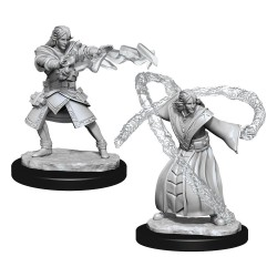 D&D Nolzur's Marvelous Miniatures Unpainted Miniatures Elf Wizard Male
