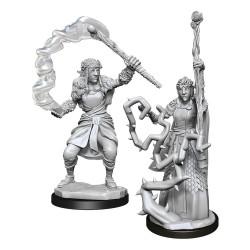 D&D Nolzur's Marvelous Miniatures Unpainted Miniatures Firbolg Druid Female