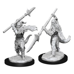D&D Nolzur's Marvelous Miniatures Unpainted Miniatures Bearded Devils