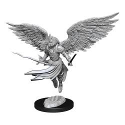 Magic the Gathering Deep Cuts Unpainted Miniature Aurelia, Exemplar of Justice