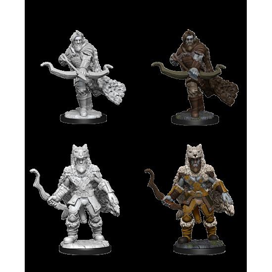 D&D Nolzur's Marvelous Miniatures: Firbolg Ranger