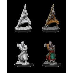 D&D Nolzur's Marvelous Miniatures: Warforged Monk