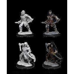 D&D Nolzur's Marvelous Miniatures: Warforged Rogue