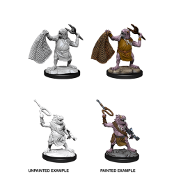 D&D Nolzur's Marvelous Miniatures: Kuo-Toa & Kuo-Toa Whip