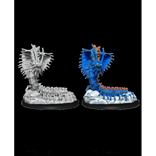 D&D Nolzur's Marvelous Miniatures: Young Remorhaz