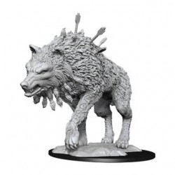 Magic the Gathering Unpainted Miniatures - Cosmo Wolf