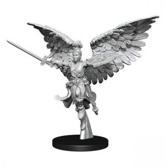 Magic the Gathering Unpainted Miniatures - Reidane, Goddess of Justice
