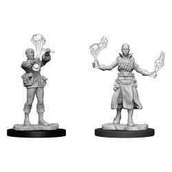 Pathfinder Battles Deep Cuts Unpainted Miniatures Human Alchemist Female