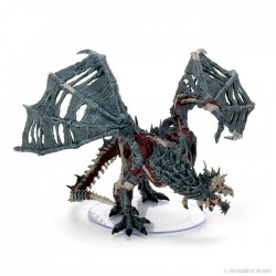 D&D Icons of the Realms: Boneyard - Premium Set: Green Dracolich